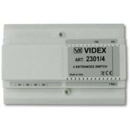Videx 2301N 2-4 entrance expandable controller for VX2300