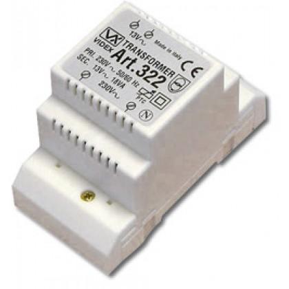 Videx 322 13Vac transformer