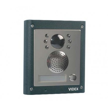 Videx 4832 colour camera modules with built-in speaker