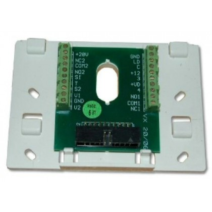 Videx 5980 ECLIPSE mounting plate with PCB connector