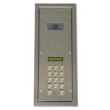 Videx ALPHA - Adds keys A-I to the vandal resistant digital panel VX2300