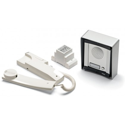 Videx 8000 series audio kit 8K1 - 8K12 flush hinged stainless steel or aluminium panels